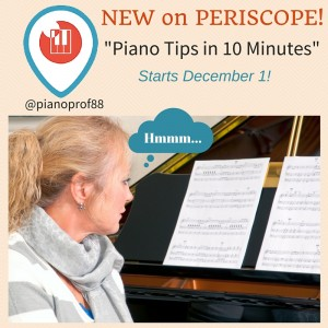 Piano Tips in 10 minutes
