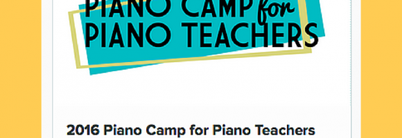 Teaching Advanced Piano